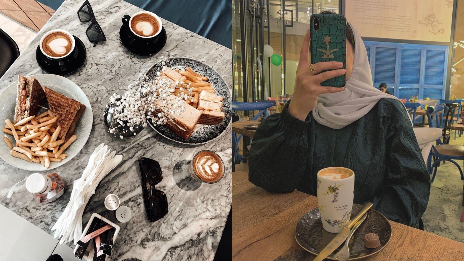 The Most Instagrammable Cafe S In Saudi Arabia Harper S Bazaar Arabia