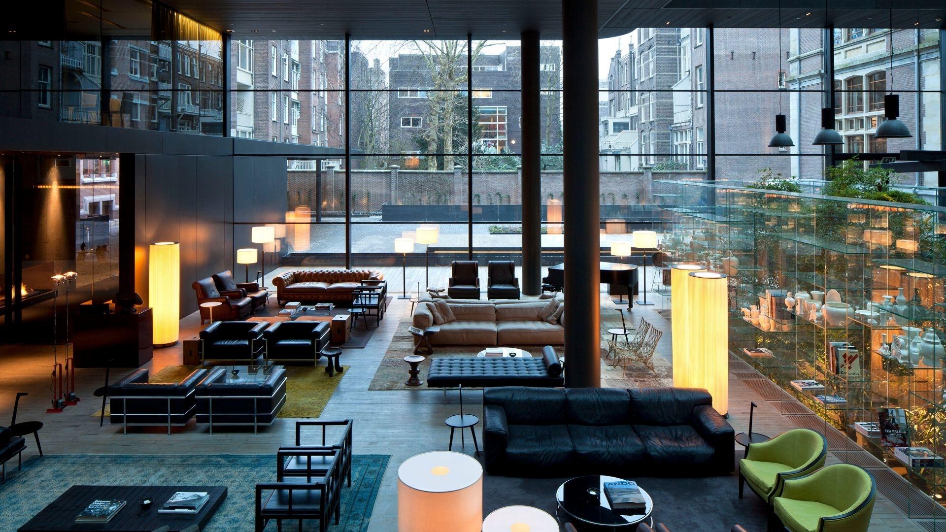 The Escape   Conservatorium Hotel, Amsterdam