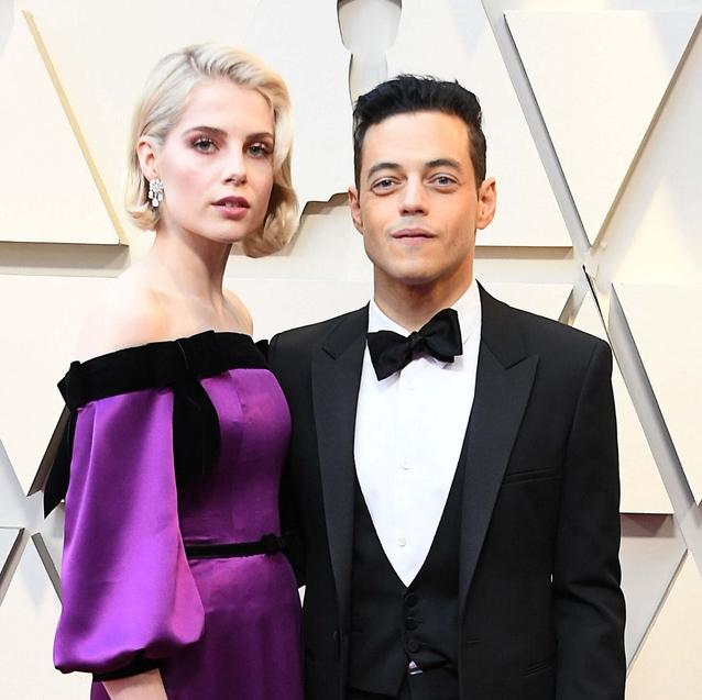 Why We're Obsessed With Lucy Boynton And Rami Malek