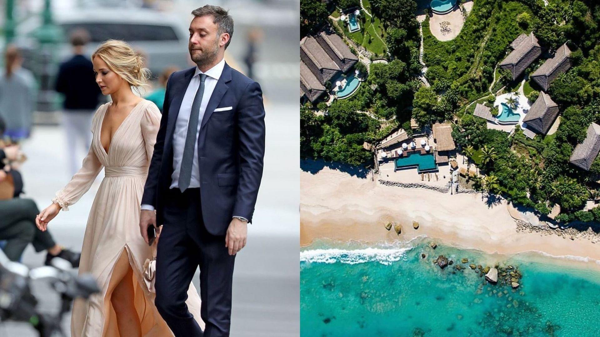 Inside Jennifer Lawrence And Cooke Maroney's Dreamy Honeymoon Destination