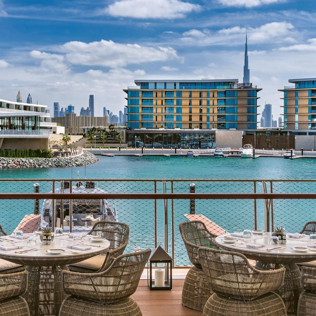 #ChicEats: Friday Brunch At Bvlgari Yacht Club, Dubai