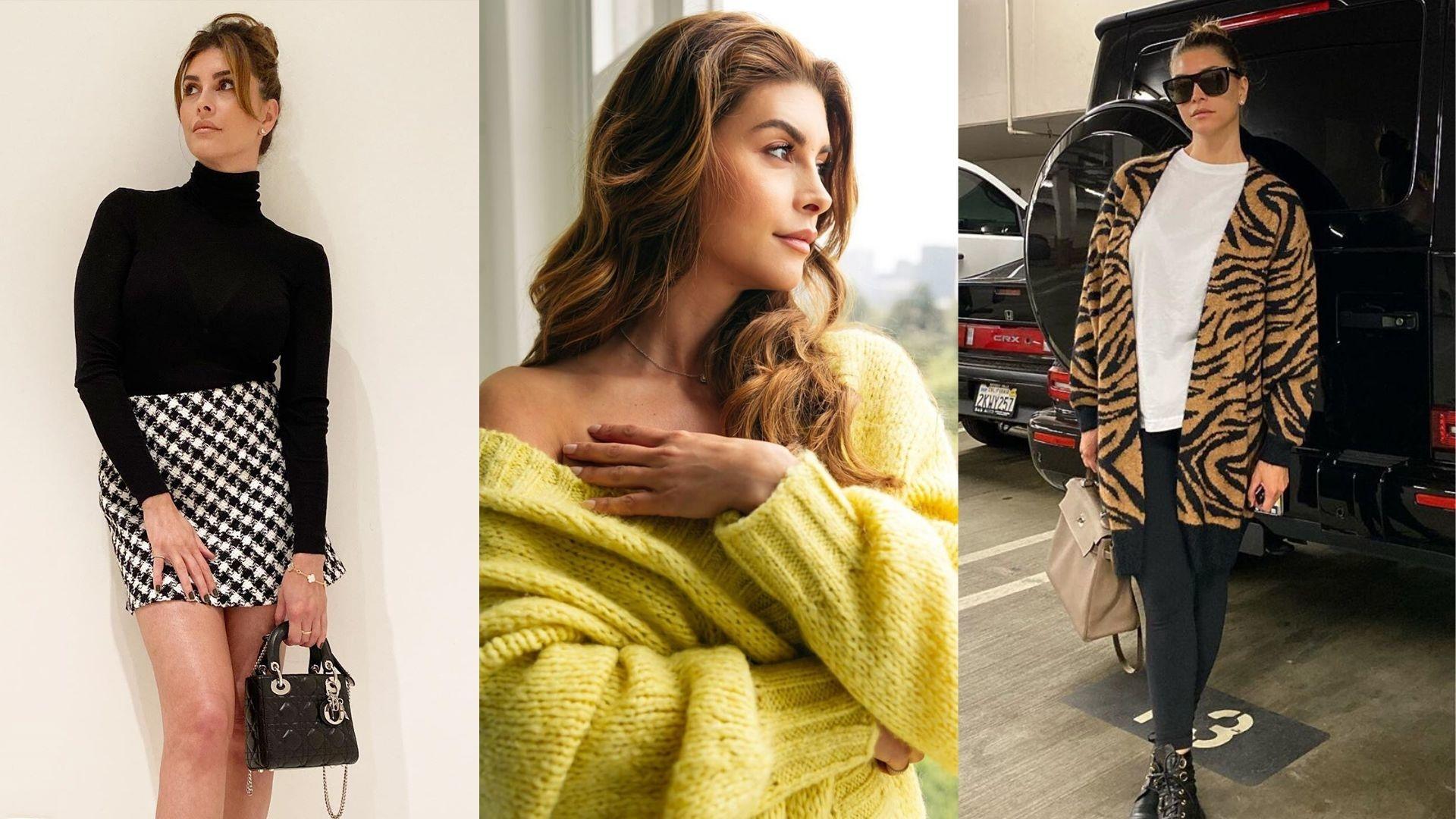 All The Times Shiva Safai Was Our Winter Wardrobe Inspiration