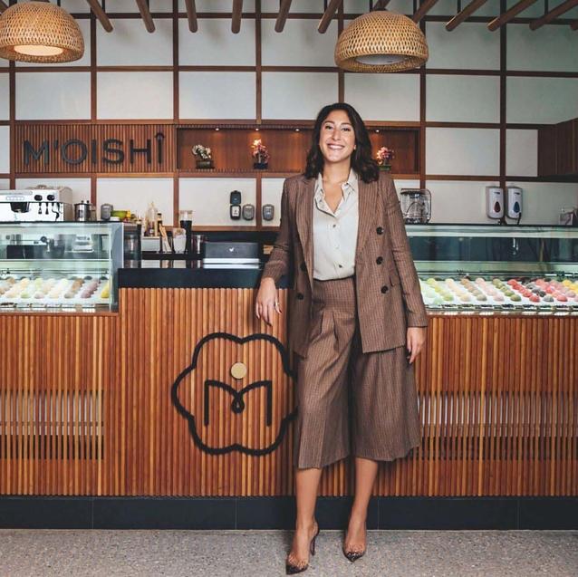 M'OISHÎ Founder Carole Moawad Shares Her Top 5 Career Tips