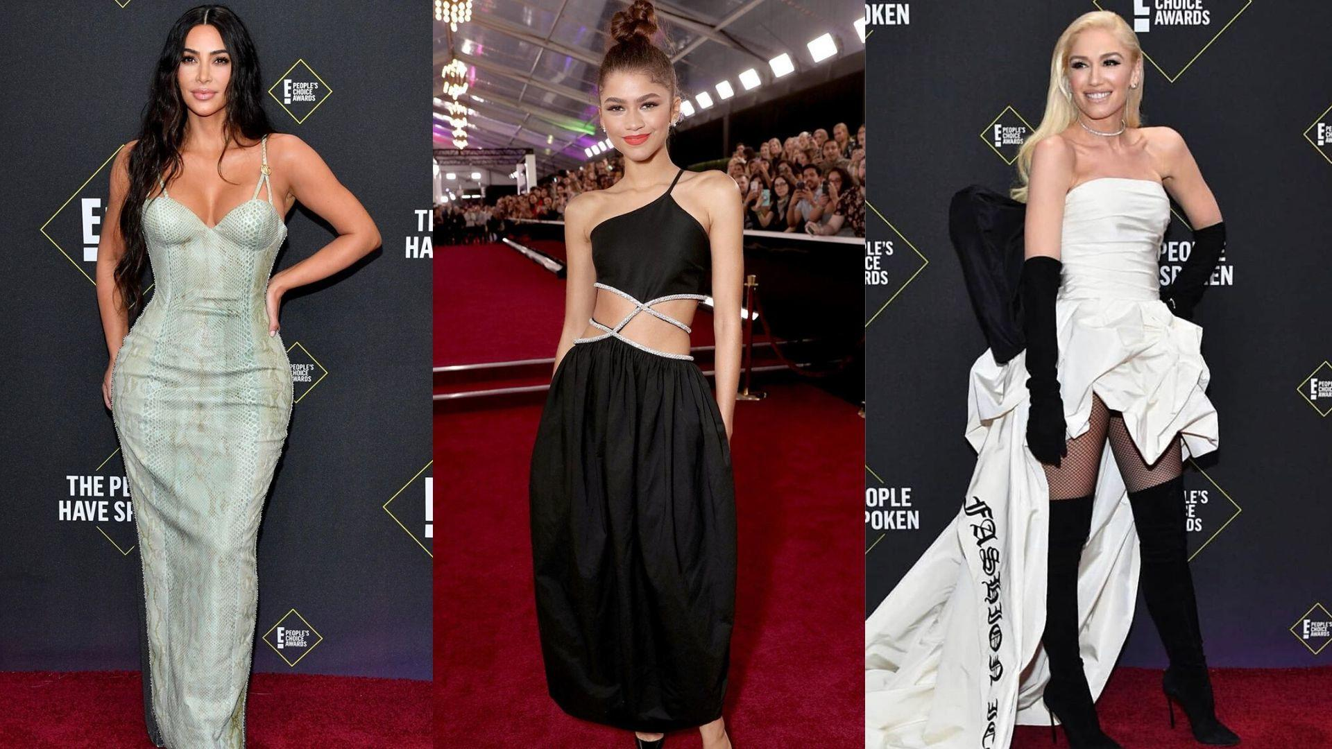 People's Choice Awards 2019: The Best Dressed Celebrities