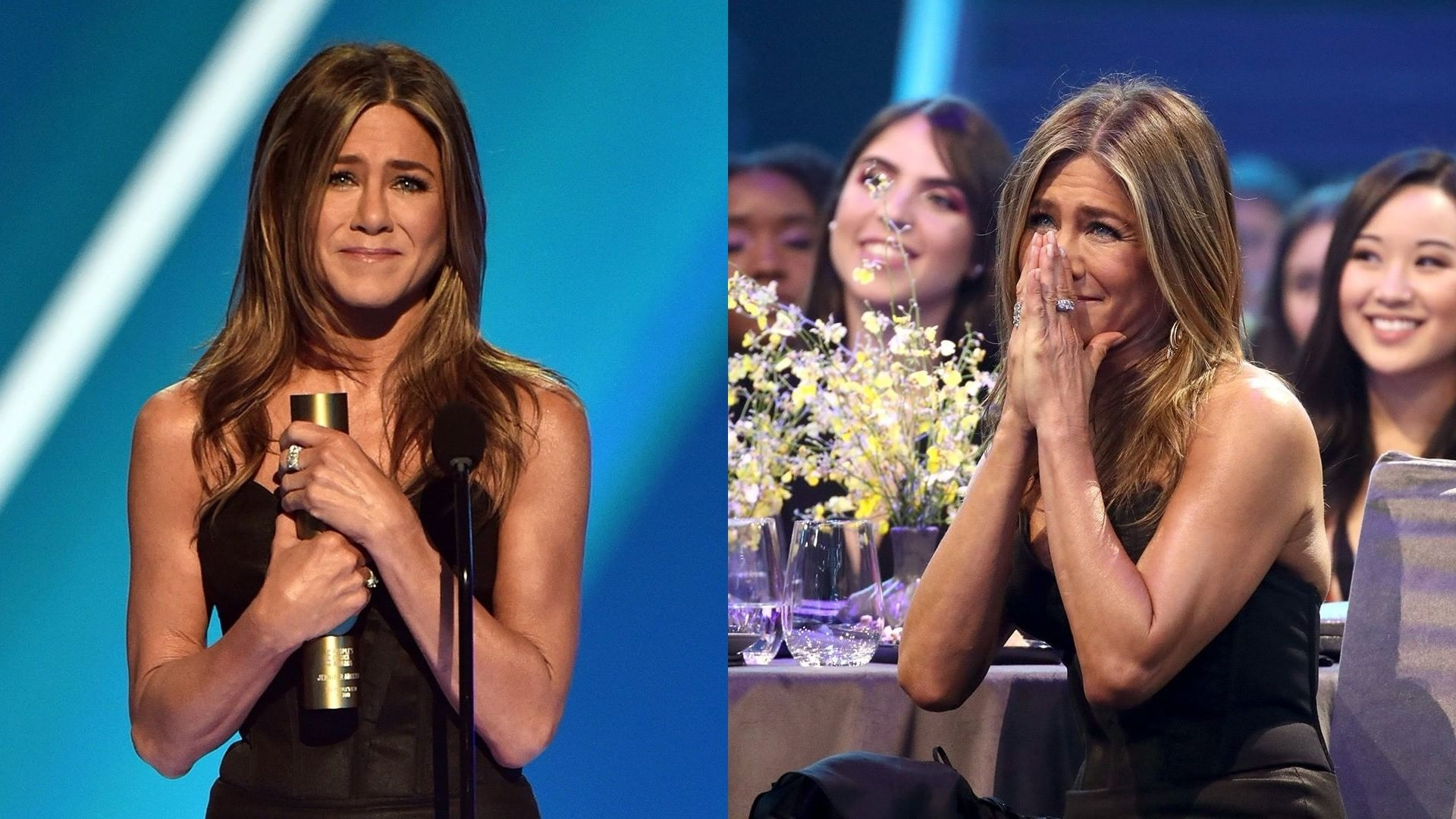 Jennifer Aniston's Speech At The 2019 People's Choice Awards Brought Everyone To Tears