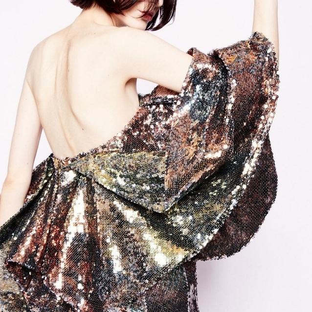 10 Sequin Dresses To Sparkle Up The Festive Season