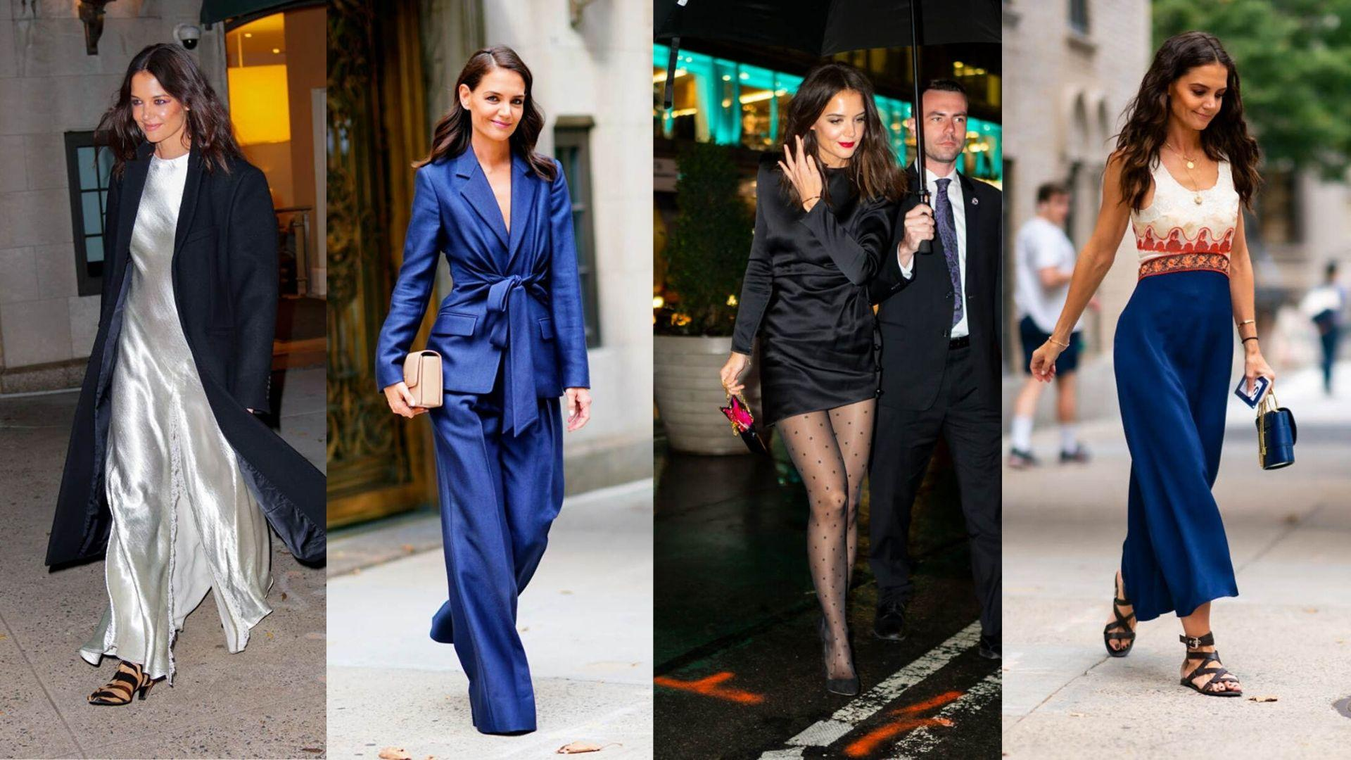 Katie Holmes Teaches Us The Art Of Revenge Dressing