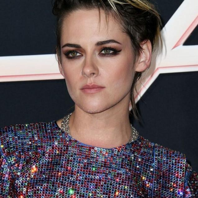 Kristen Stewart's Sparkly Rainbow Dress Turns Heads At The Charlie's Angels Premiere
