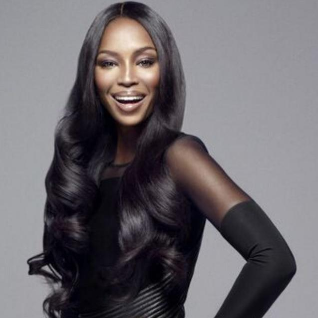 Naomi Campbell To Open Pop-up Fashion For Relief Store