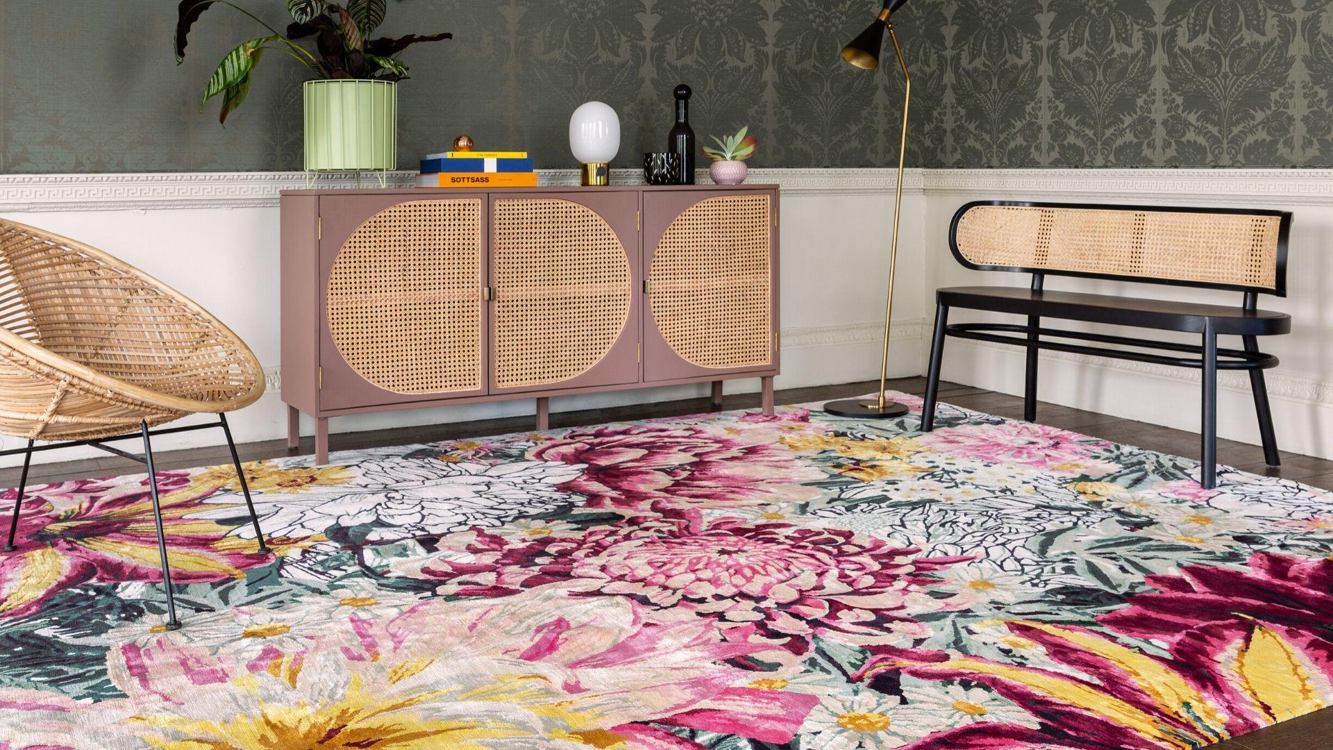 The Rug Company x Mary Katrantzou: A Collaboration Where Interiors Meets Fashion