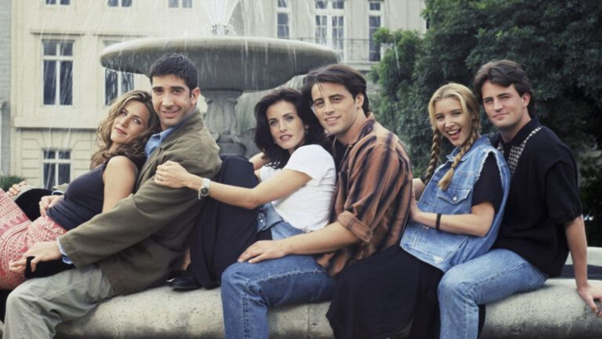 A 'Friends' Reunion Special Might Actually Be Happening