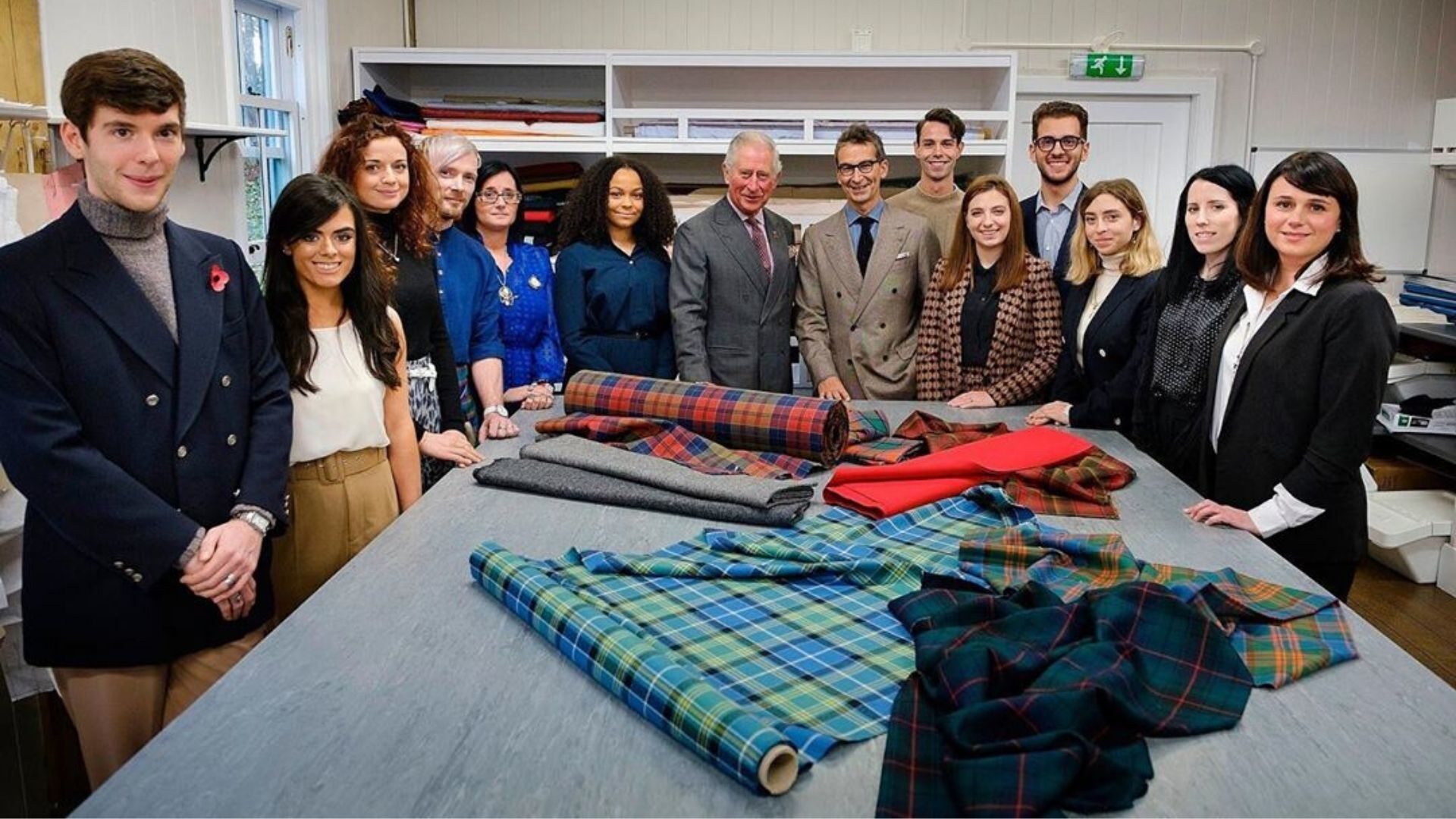 Prince Charles Is Releasing His Very Own Fashion Collection