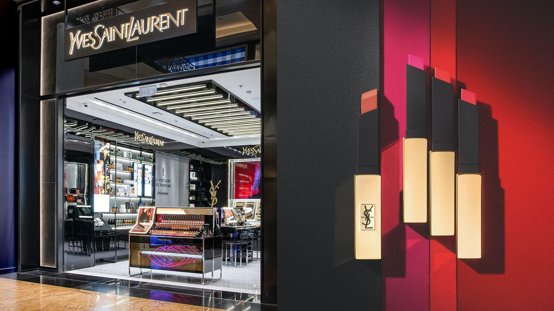 3 Reasons Why You Need To Visit The New YSL Beauty Boutique In Mall Of The Emirates