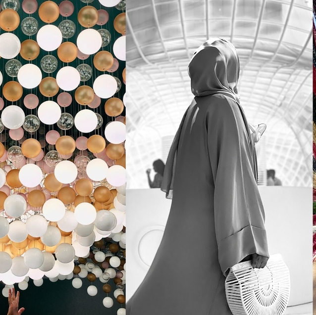 Dubai Design Week Through The Lens Of An Apple iPhone 11 Pro