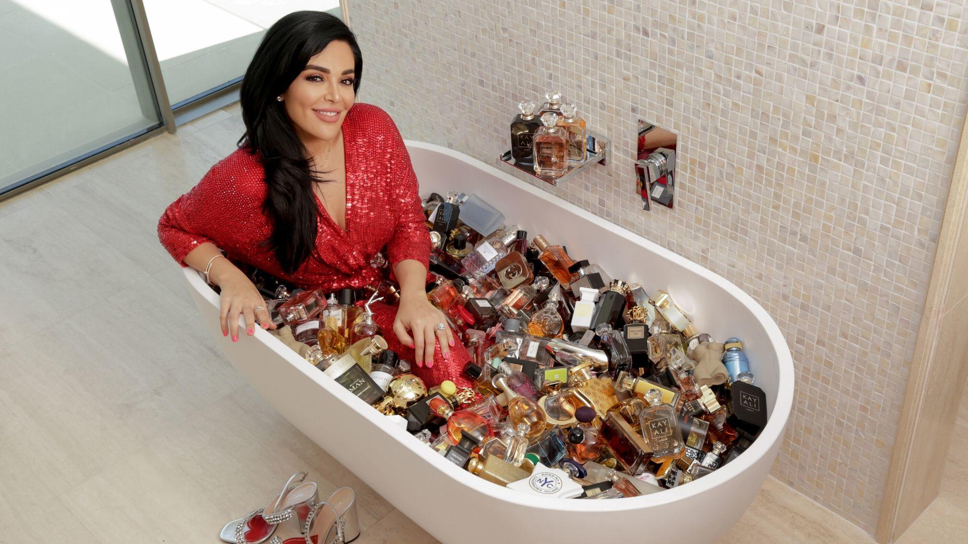 Beauty Diaries: Mona Kattan Reveals How To Select A Wedding Day Fragrance And Shares Her Secret Beauty Hack