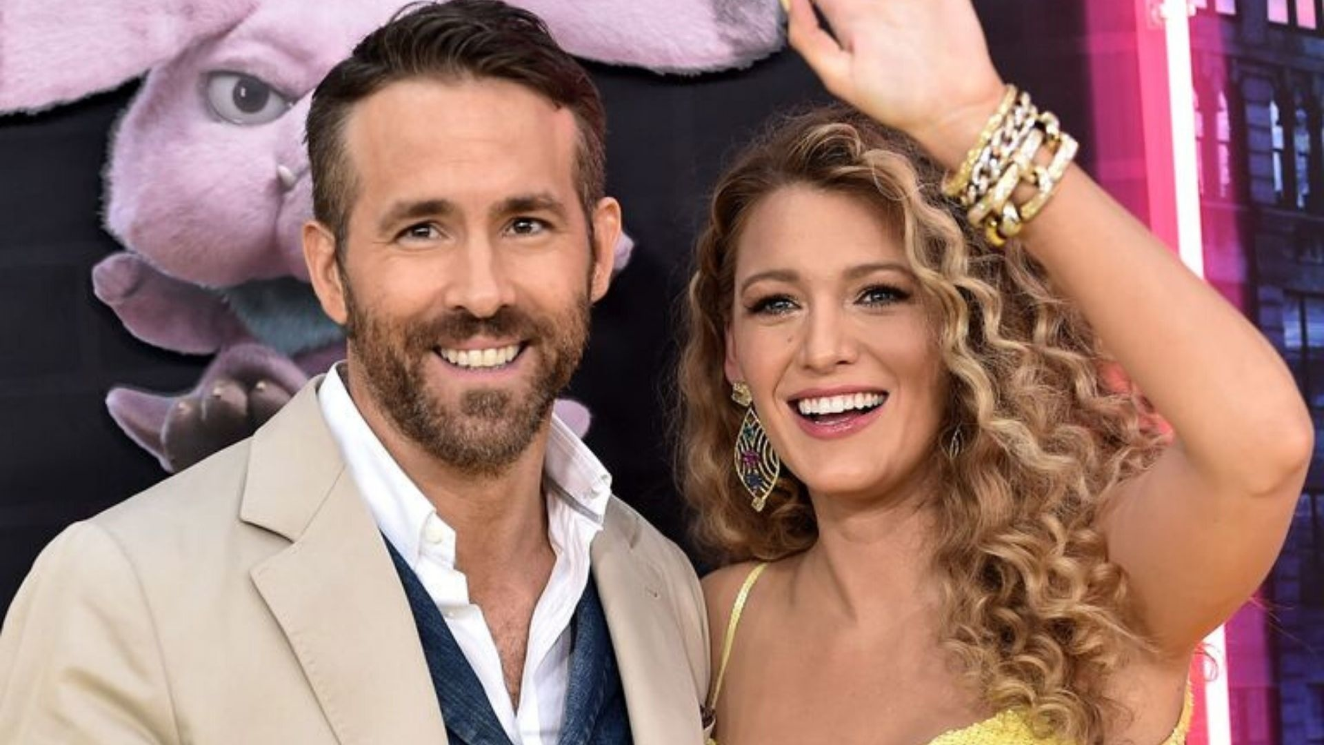 """Mariah Carey's Son """"Snuck Up"""" On Blake Lively And Ryan Reynolds While Wearing A Deadpool Mask"""