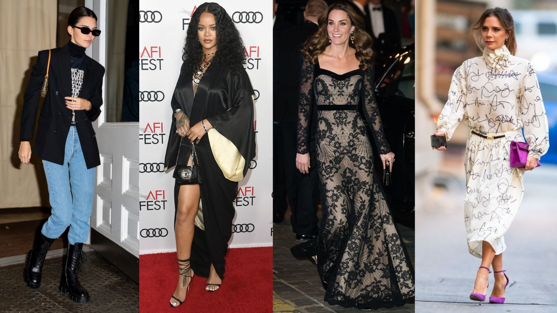 The Best Dressed Celebrities Of The Week: 18 November