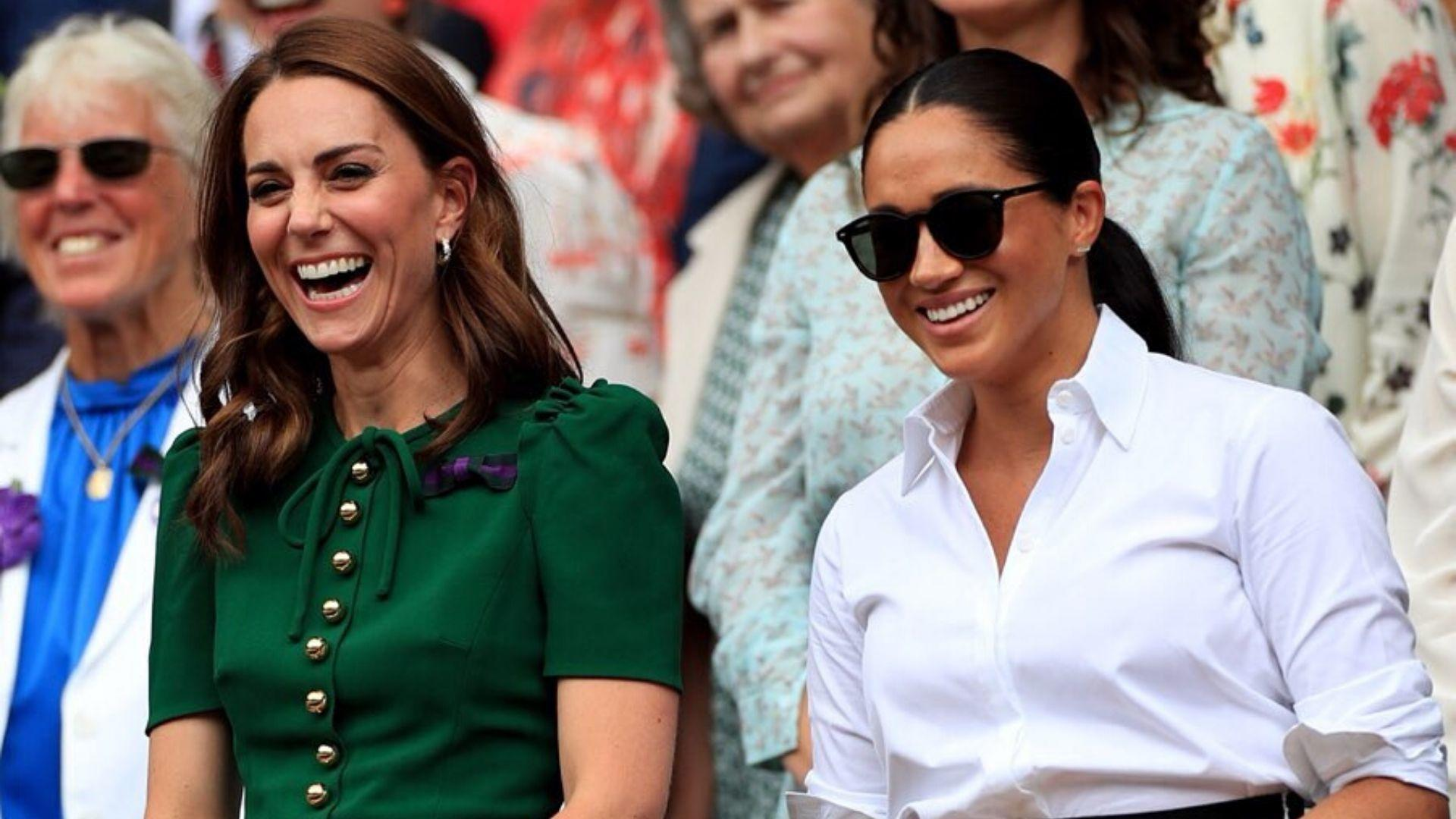 This Is How Much Kate Middleton And Meghan Markle Are Actually Worth