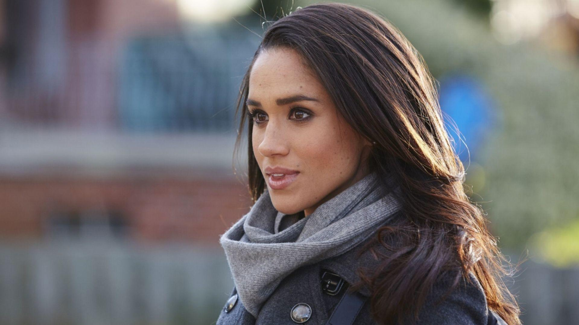 Meghan Markle Signs Voiceover Deal With Disney