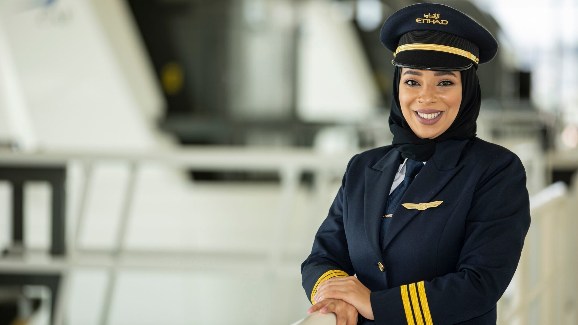 What It Really Takes To Be…Female Pilot