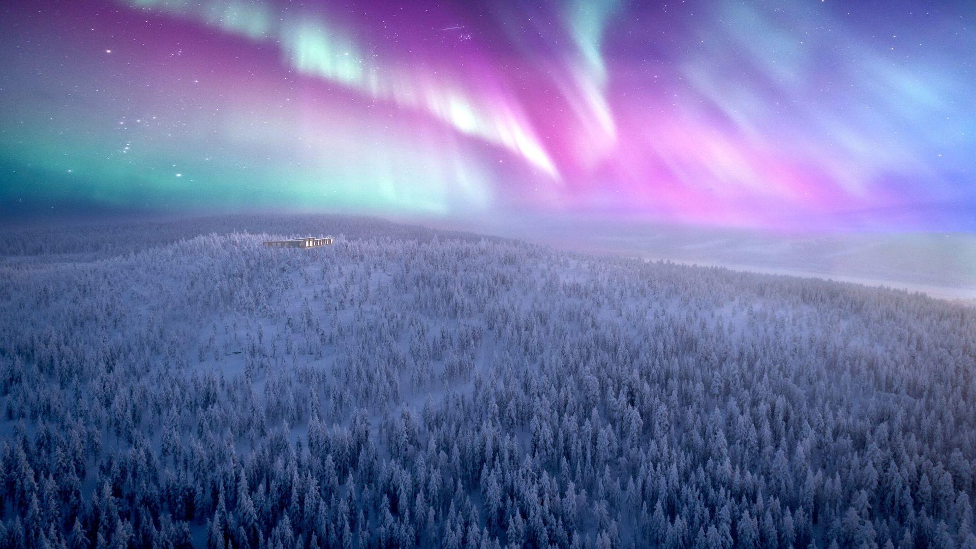 The Escape   Octola Private Wilderness, Finland