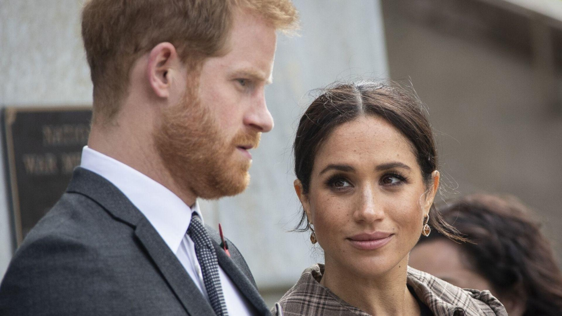 """Confirmed: Meghan And Harry To No Longer Use The """"Sussex Royal"""" Brand"""