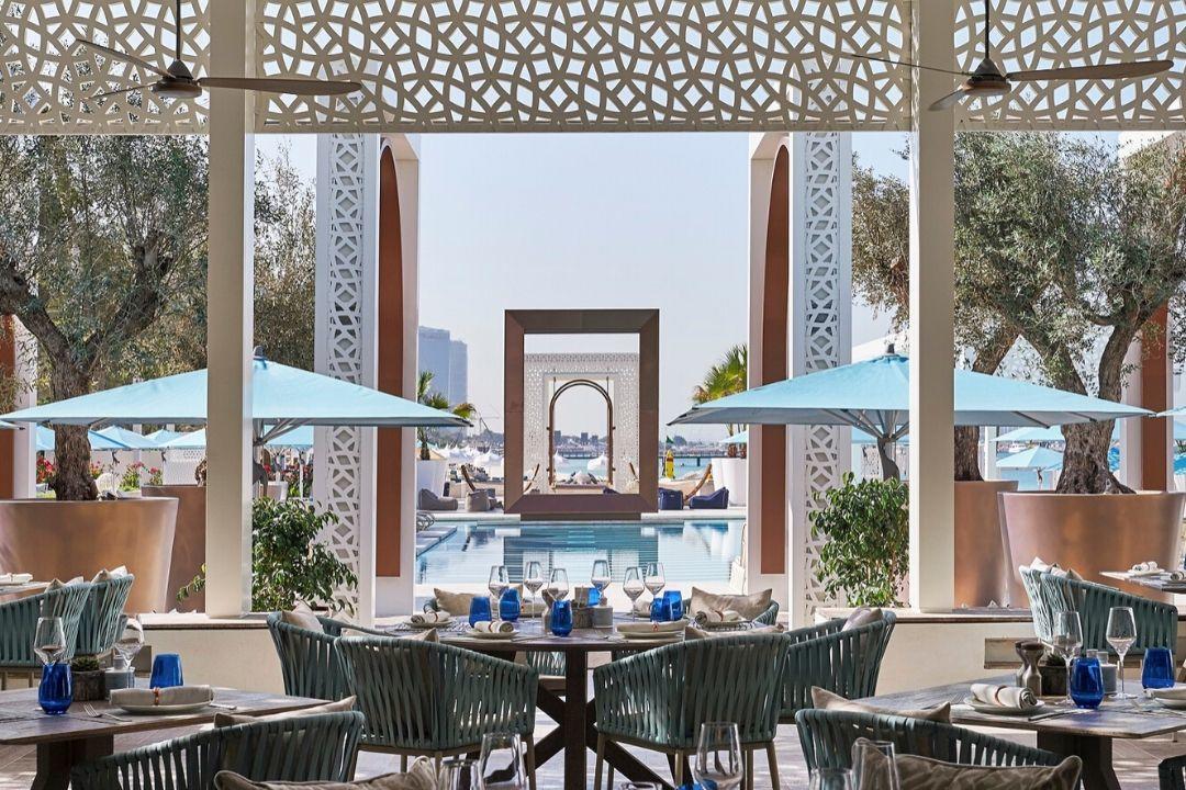 #ChicEats | DRIFT Beach Dubai, One&Only Royal Mirage