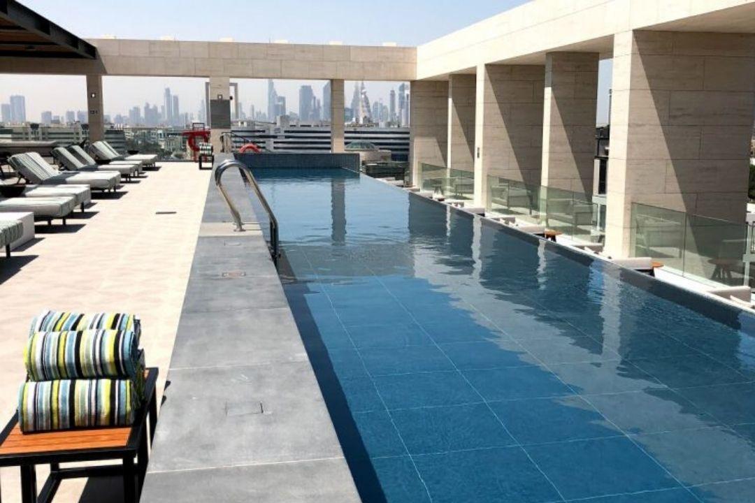 #ChicEats   Sol Sky Bar, Zabeel House Al Seef