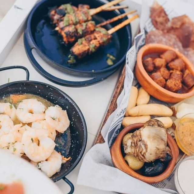 #Chiceats: Blue Marlin Ibiza UAE's Saturday Brunch