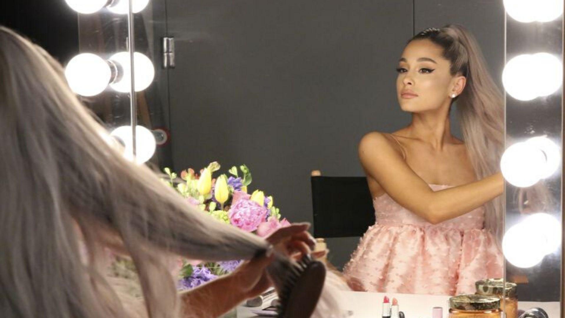 Ariana Grande Responds to Her TikTok Video Doppelgänger