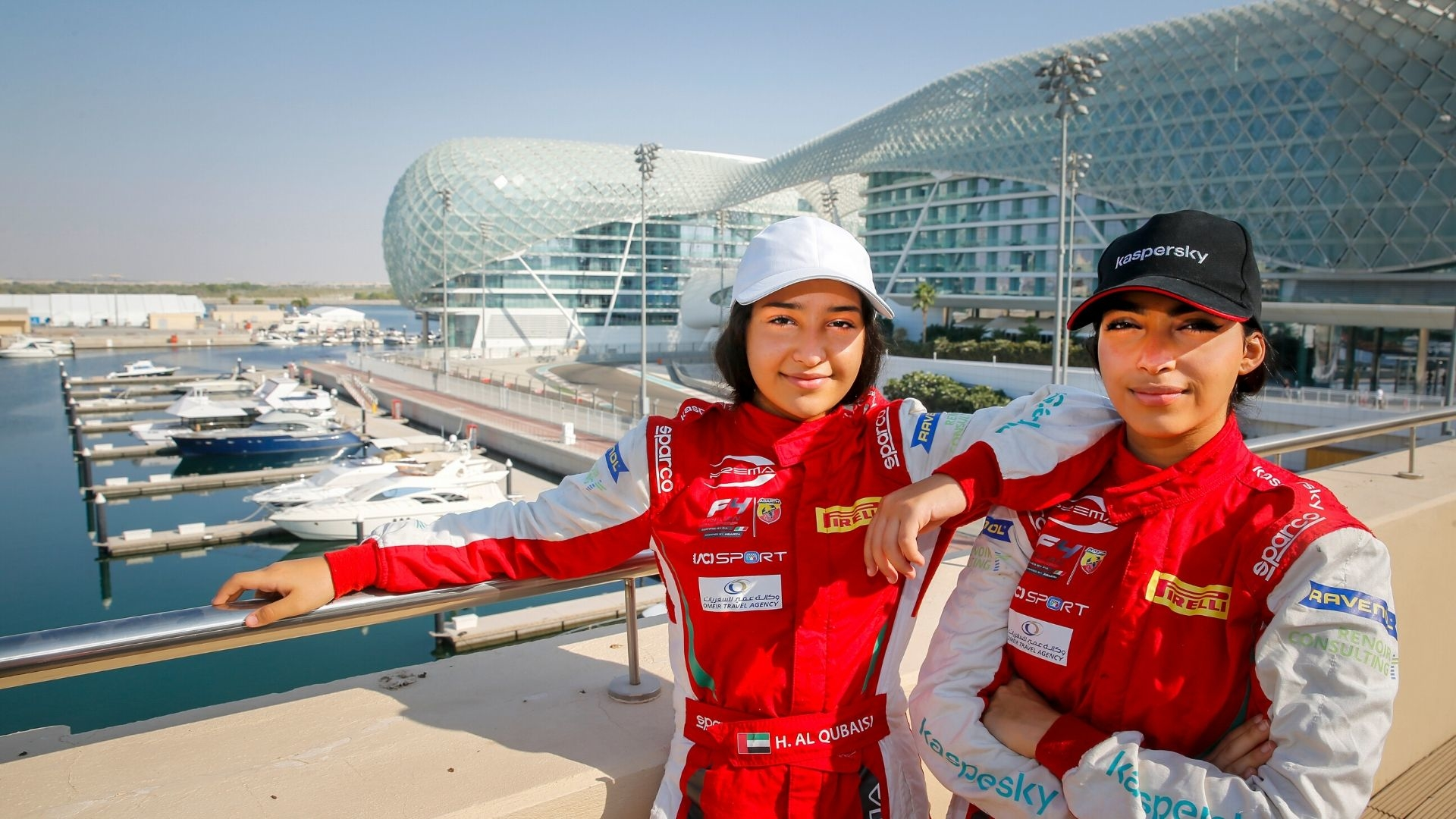 Meet The UAE's First-Ever Top Female Race Drivers