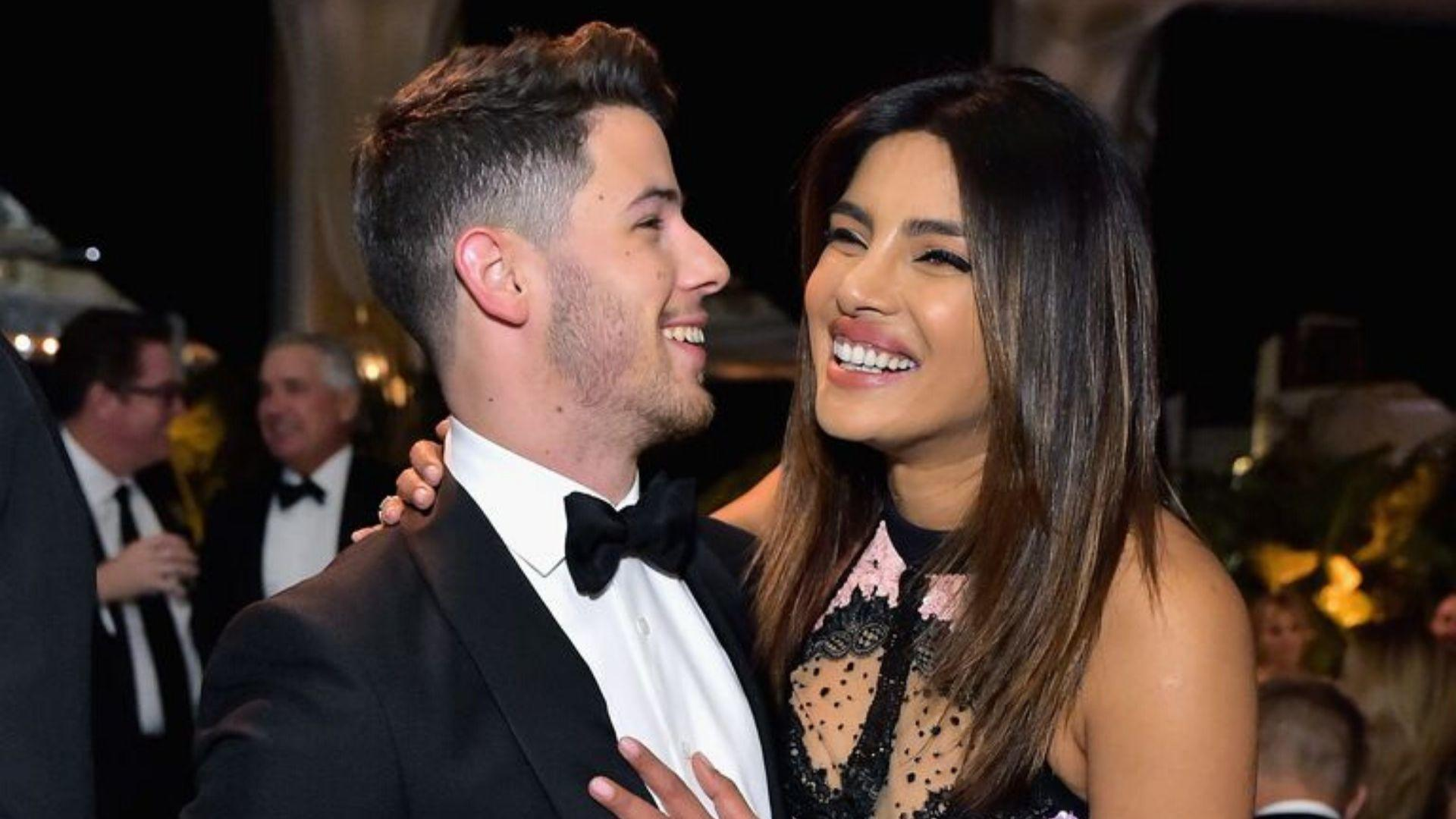 Priyanka Chopra Just Gave Nick Jonas The Sweetest Anniversary Gift