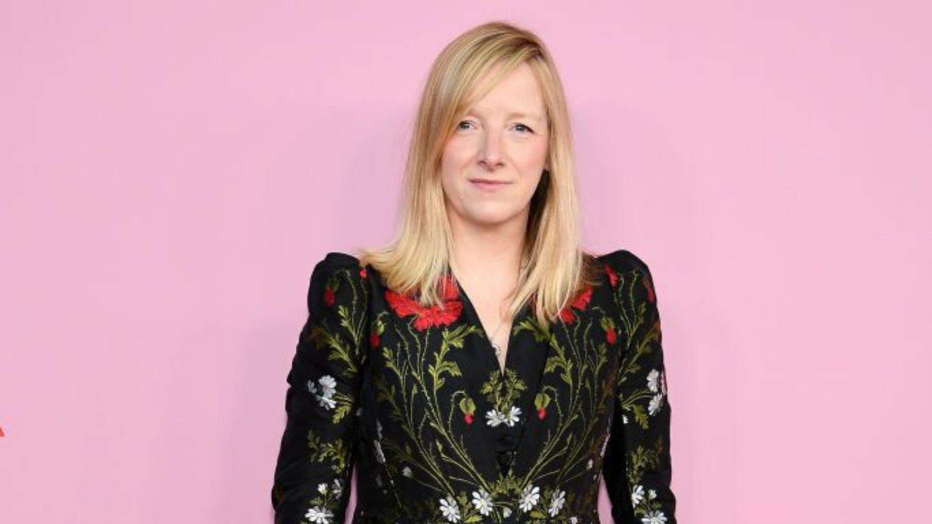 Sarah Burton To Be Honoured At The Fashion Awards