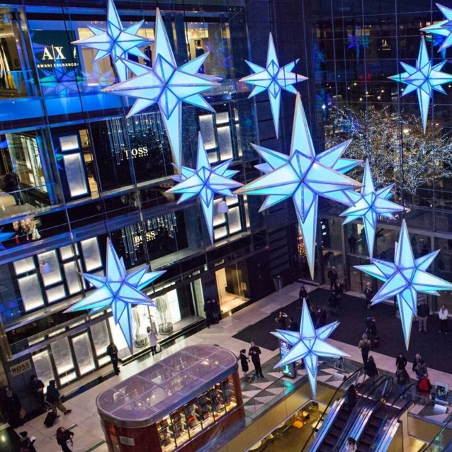 7 Of The Best Christmas Shopping Spots In New York City