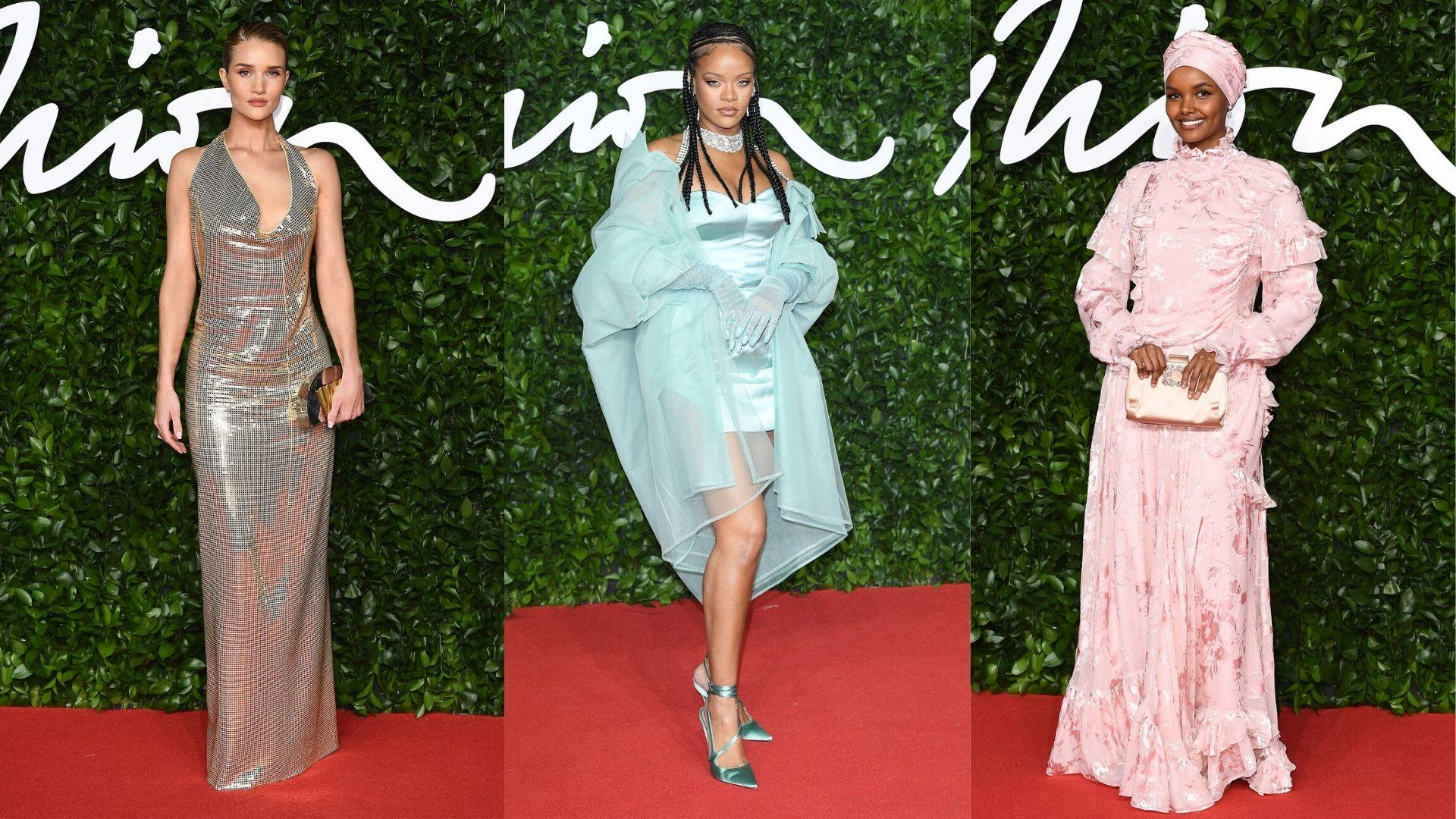 British Fashion Awards 2019: The Best Dressed Celebs