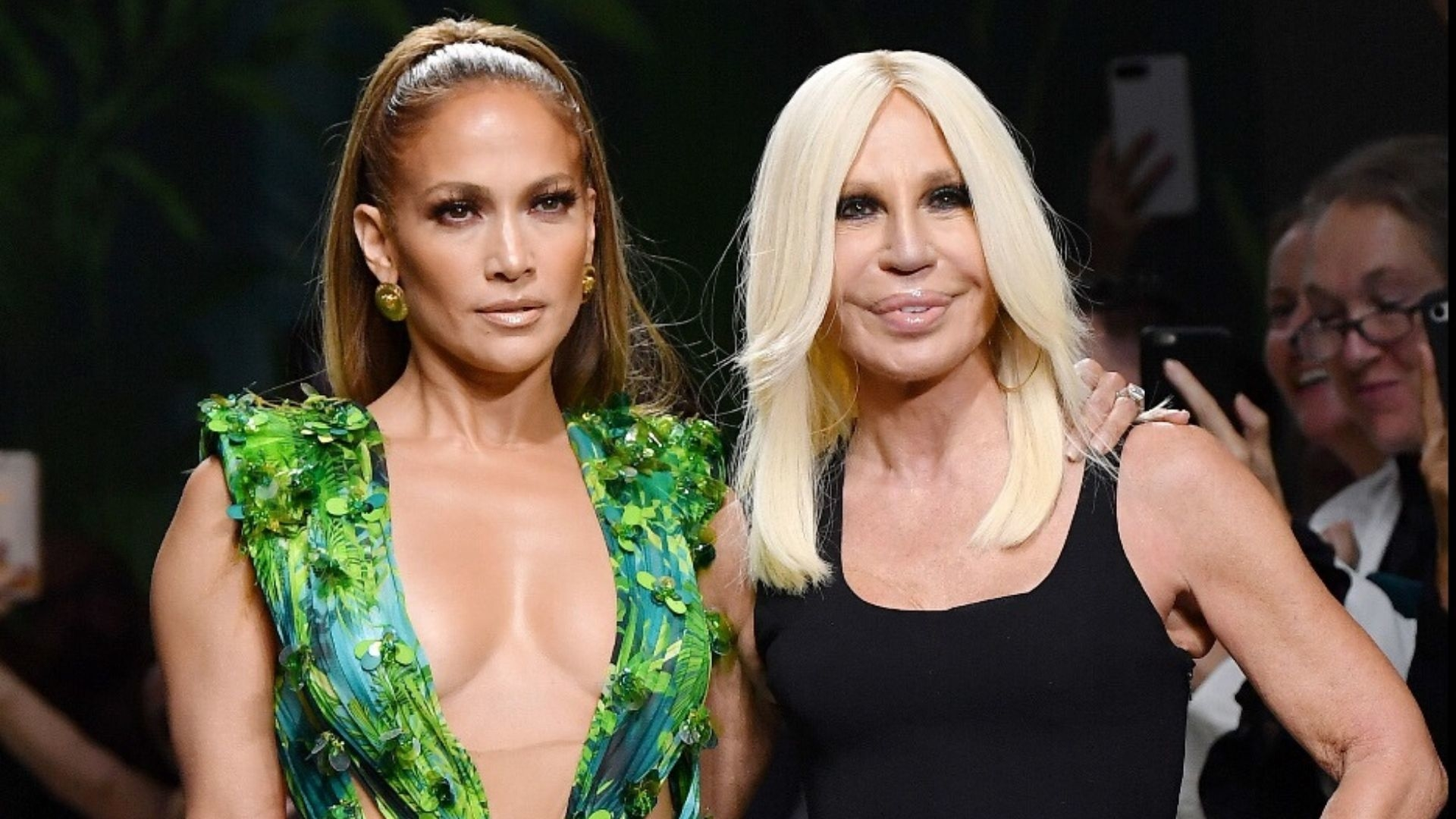 Versace Is Suing This High-Street Label For Copying JLo's Iconic Green Dress