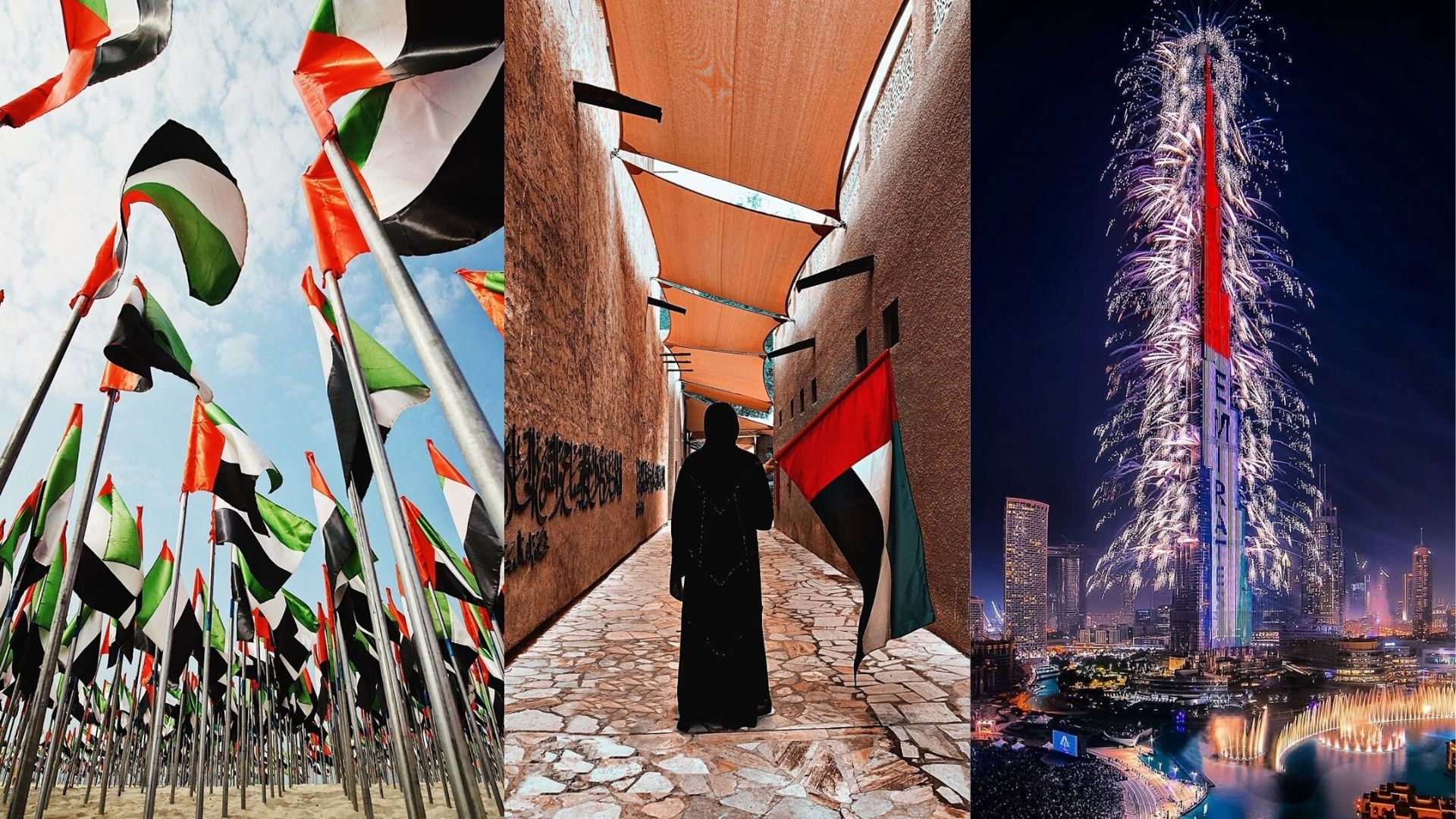 12 Of The Most Incredible Instagram Posts Celebrating UAE National Day