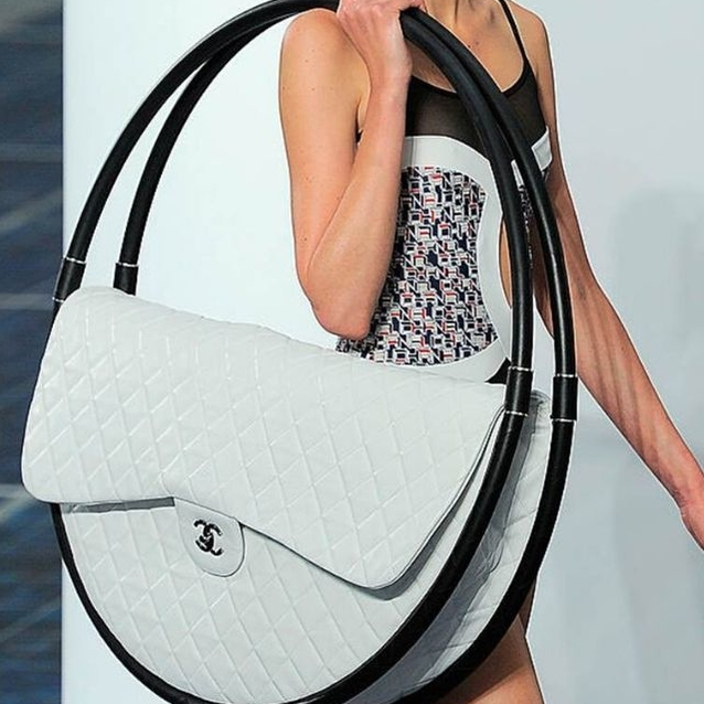 10 Of The Largest Handbags In Fashion History