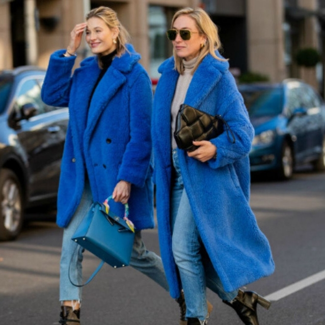 How To Wear Pantone's Colour Of The Year For 2020