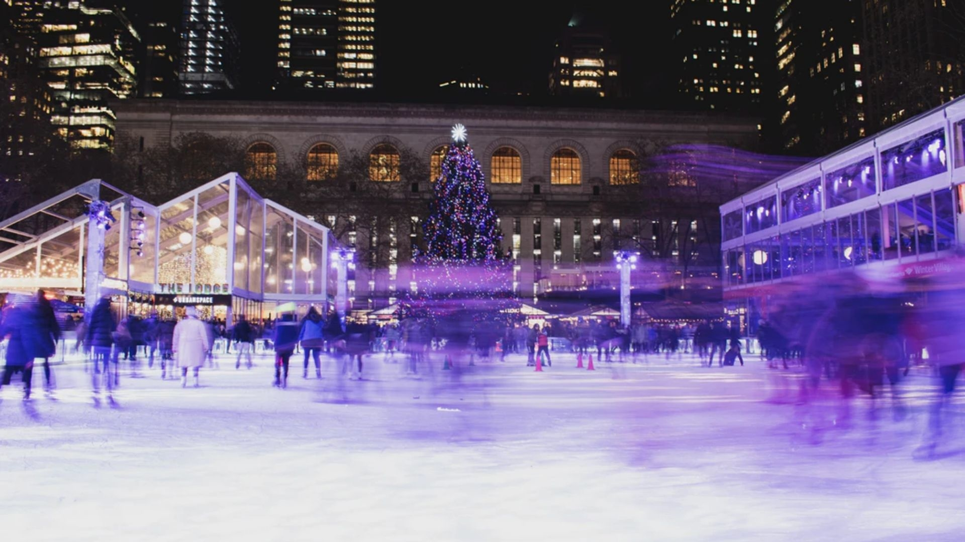 An Outdoor Ice Rink Is Opening Up In Dubai This Month