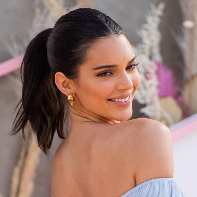 Kendall Jenner Channels Her Inner Barbie Doll For A Girl's Night Out In Miami
