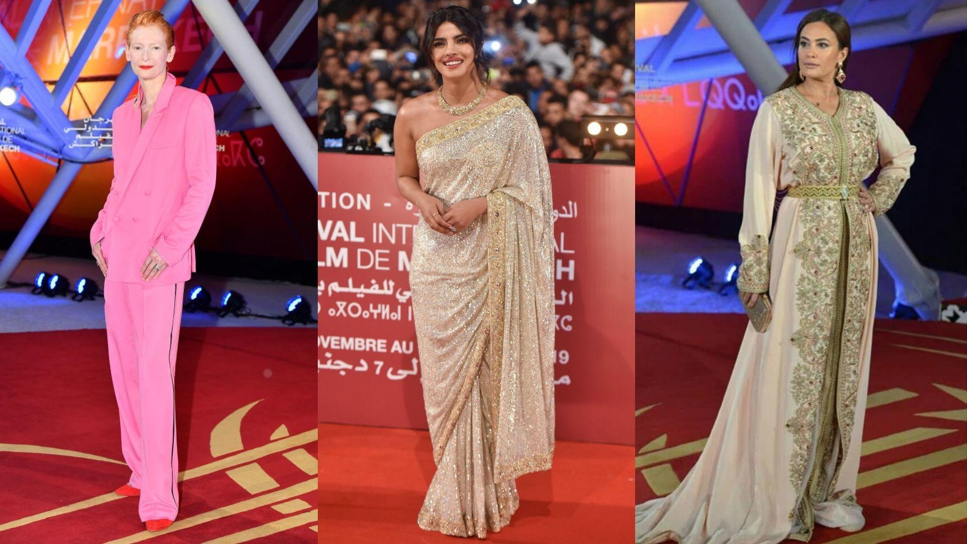 Marrakech International Film Festival 2019: The Best Dressed Celebs