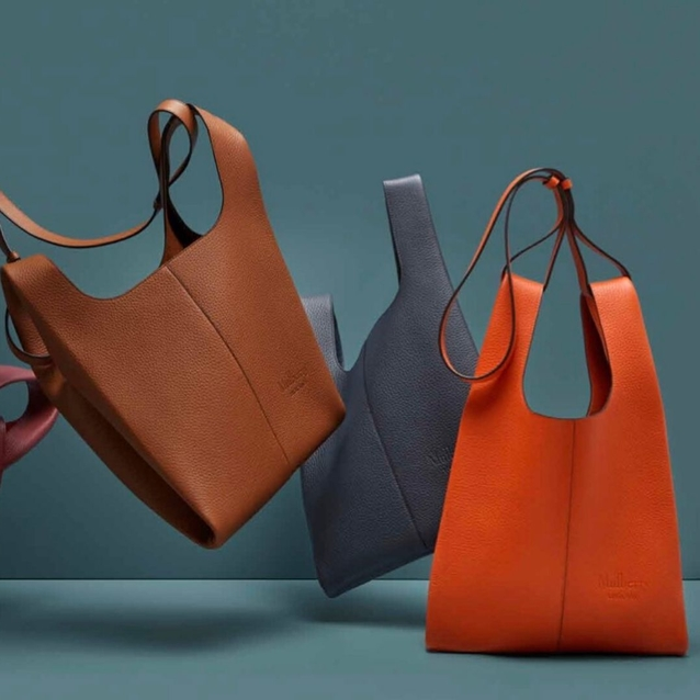 Mulberry Just Launched Its First-Ever Sustainable Leather Handbag