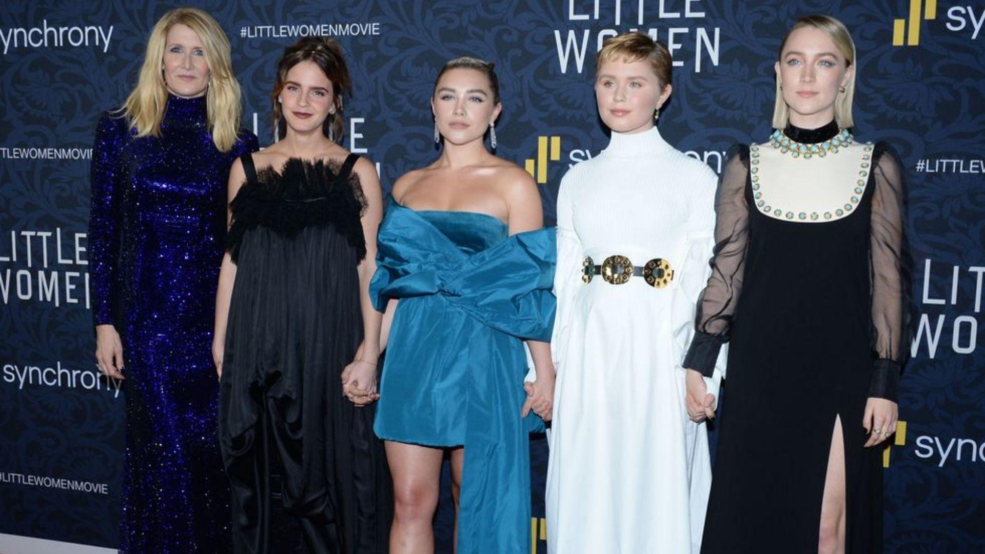 Timothée Chalamet Photobombed Greta Gerwig At The Little Women Premiere
