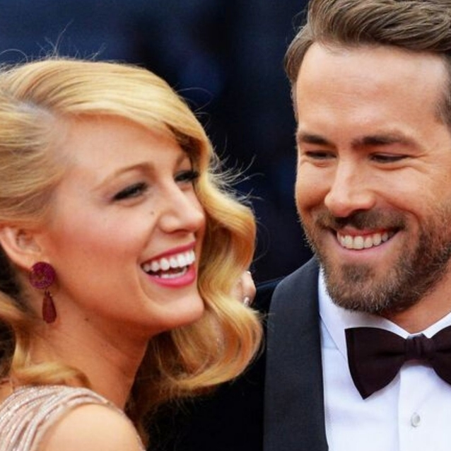Blake Lively And Ryan Reynolds' Plantation Wedding Banned From Pinterest