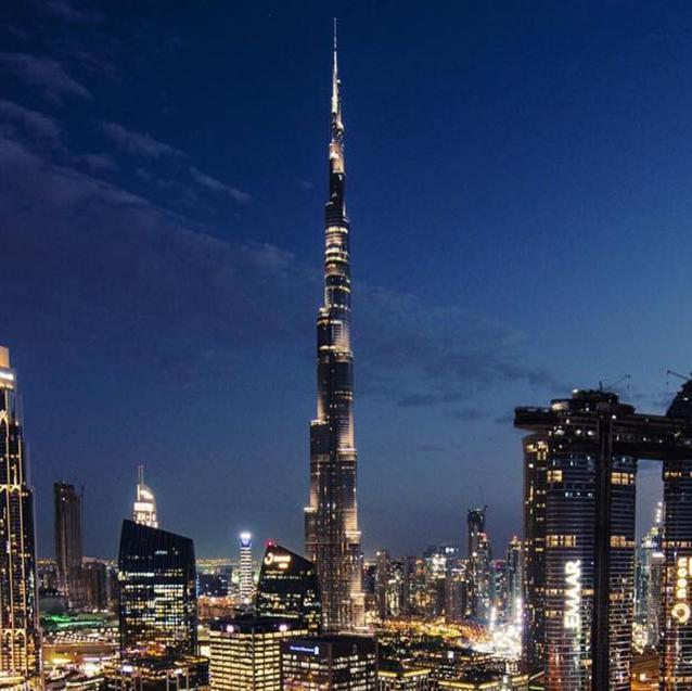 The Burj Khalifa Had More Uber Trips Than Disneyland This Year