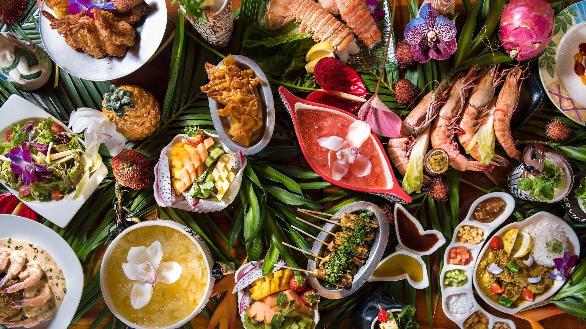 #ChicEats | Luau Brunch, Trader Vic´s