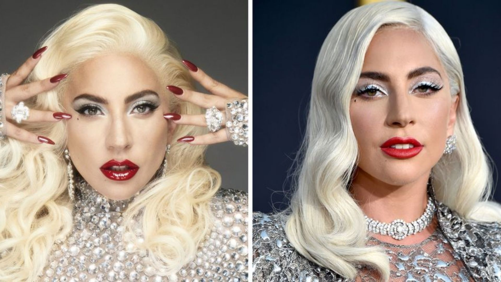 "Lady Gaga Just Released A Makeup Collection Inspired By Her ""A Star Is Born"" Premiere Look"