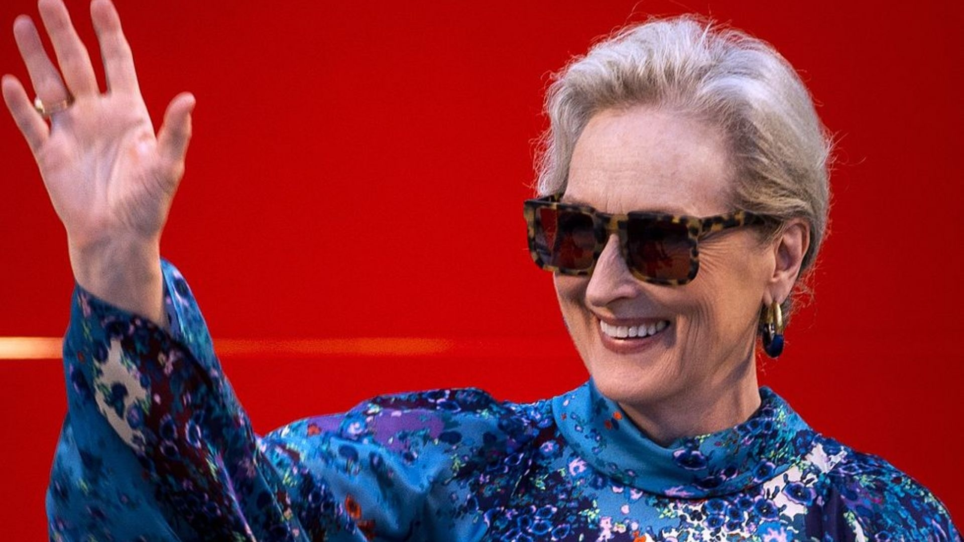 Meryl Streep Breaks Her Own Golden Globe Record