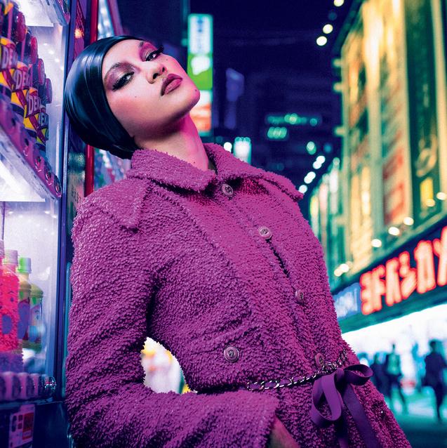 Rising Star Dhan Illiani Shuts Down Tokyo With Chanel